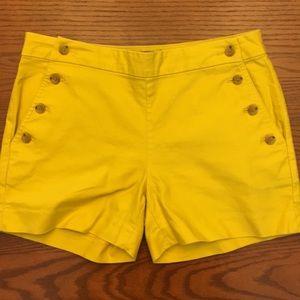 Banana Republic sailor shorts 4